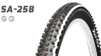 Покрышка (велосипедная) 27,5х2,10 27,5 SA-258  скрутка кевлар корд Foldable SKW 62TPI FLEX Delitire