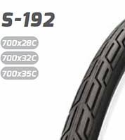 Покришка (велосипедна) 700x32C (32-622) 700 S-192 strip Blue Delitire