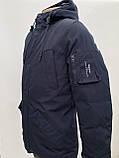 Мужская зимняя куртка Remain, фото 2