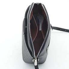 Сумка Клатч з штучна-шкіри David Jones 805501 чорна, фото 2