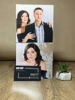 Фотокубик от производителя 20х20 см Оригинальный подарок к 14 февраля и 8 марта. Подарок фотокубик