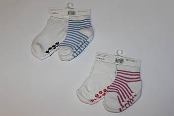 Махровые носочки для новорожденных Размер 0-12 мес., 12-24 мес.