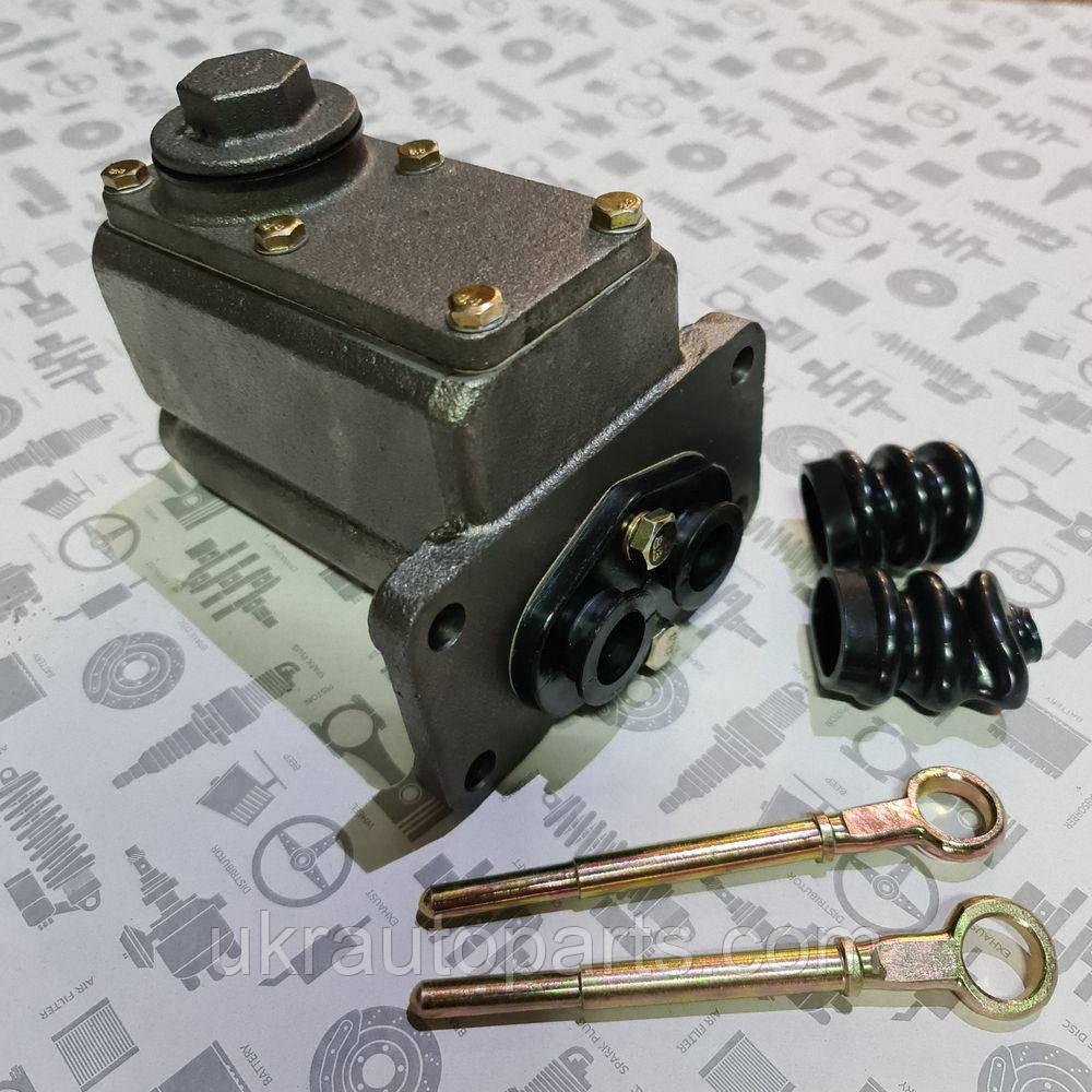 Циліндр гальмівний головний ГАЗ 21 66 2 штоковый (ДК) (66-3505010-10 (ДК))