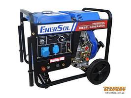 Сварочный генератор EnerSol SWD-7E
