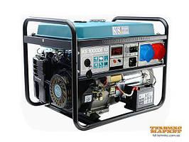 Бензиновый генератор Konner&Sohnen KS 10000E 1/3