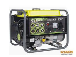 Бензиновый генератор Konner&Sohnen Basic KS 1200C