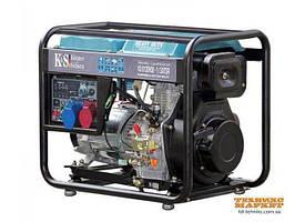 Дизельный генератор Konner&Sohnen KS 9100HDE-1/3 ATSR