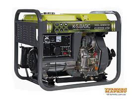 Дизельный генератор Konner&Sohnen BASIC KS 8000 DE ATSR