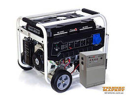 Бензиновый генератор Matari MX7000EА + блок ATS