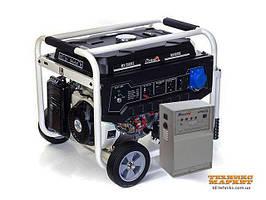 Бензиновый генератор Matari MX9000EА + блок ATS