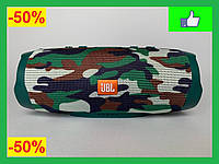 Портативная Bluetooth колонка Блютуз колонка JBL CHARGE 4 Влагозащищенная с функцией повербанк