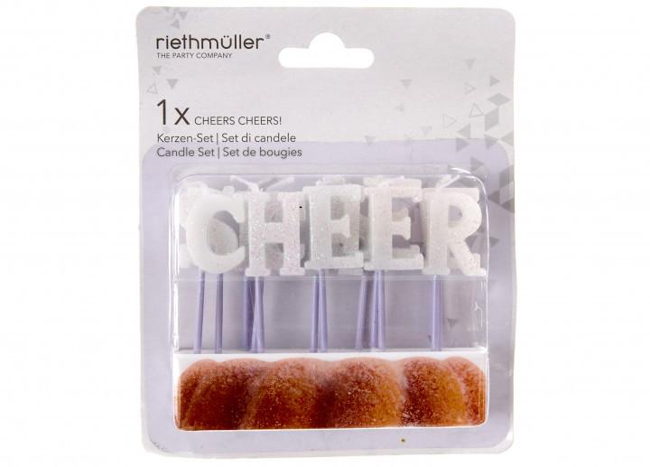 Свечи для торта Riethmuller 13 шт.