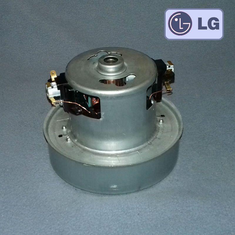 Двигатель (VC07W08FQ / VC07W1502AF) для пылесоса LG PD / (1600/1800W) d=130 h=110