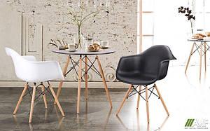 Комплект меблів для кафе стіл крісла Лофт Тауер-Вуд