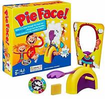 Веселая настольная игра пирог в лицо Hasbro Games (6188-1-2)