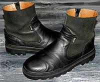 Palladium оригинальные, кожаные ботинки