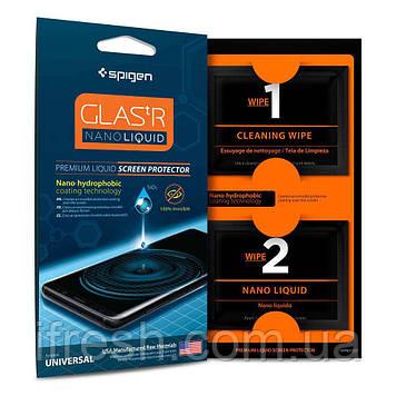 Жидкое стекло Spigen GLAS.tR Nano Liquid для смартфона Samsung Galaxy S8 Plus