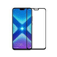 Захисне скло Glass Huawei Honor 8X, Y9 2019 9D black