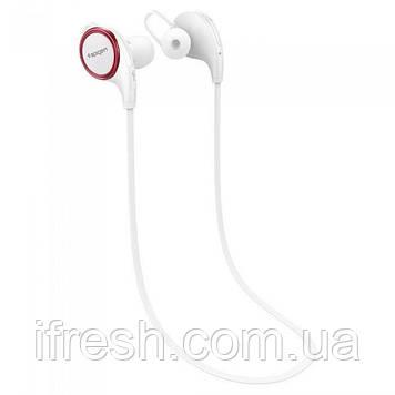 Беспроводные Bluetooth наушники Spigen R12E, White (SGP11842)