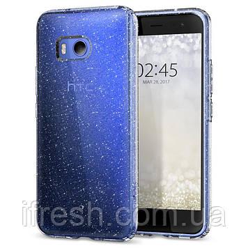 Чехол Spigen для HTC U11 Liquid Crystal Glitter