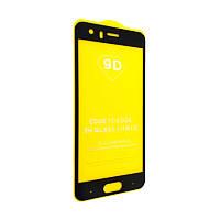 Захисне скло Glass Huawei Honor 9 9D black