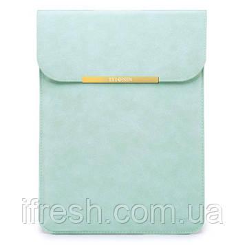 Чехол TAIGOLD MacBook AIR/PRO 13, Mint Green