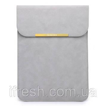 Чехол TAIGOLD MacBook AIR/PRO 13, Light Grey