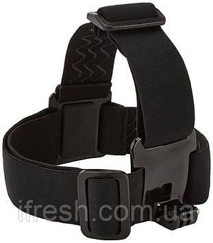 Крепление HeadStrap для GoPro, Black
