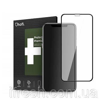 Защитное стекло, гибридное HOFi PRO +(FLEX HYBRID) для iPhone XS MAX