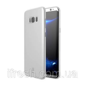 Чехол Baseus для Samsung Galaxy S8 Plus Wing Case, White (WISAS8P-02)