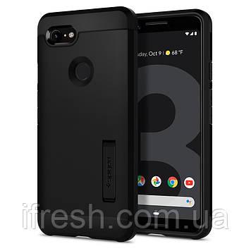 Чехол Spigen для Google Pixel 3 Tough Armor, Black (F19CS25034)