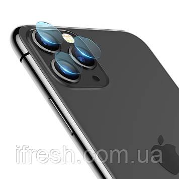 Защитное стекло для камеры ESR iPhone 11 Pro Max Camera Glass Film 2 шт, Clear (4894240084854)