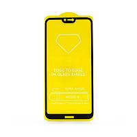 Захисне скло Glass Nokia 6 Plus 9D black