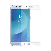 Захисне скло Glass Samsung A520 Galaxy A5 2017 9D white