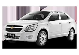 Дефлекторы на боковые стекла (Ветровики) для Chevrolet (Шевроле) Cobalt 2 2012+