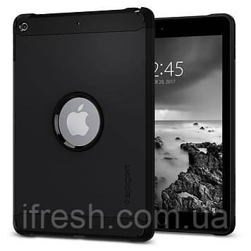 """Чехол Spigen для iPad 9.7"""" Tough Armor, Black (053CS21820)"""