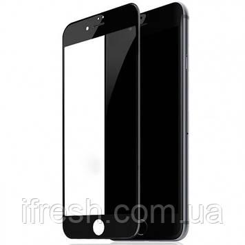 Защитное стекло 5D King Kong для iPhone 6s / 6 с защитной сеткой на динамик, Black