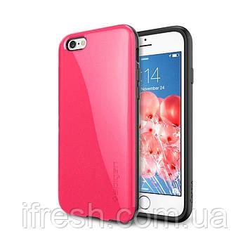 Чехол Spigen для iPhone 6s / 6 Capella Series, Azalea Pink