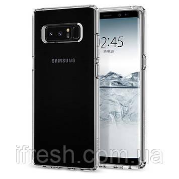 Чехол Spigen для Samsung Galaxy Note 8 Liquid Crystal (587CS22056)