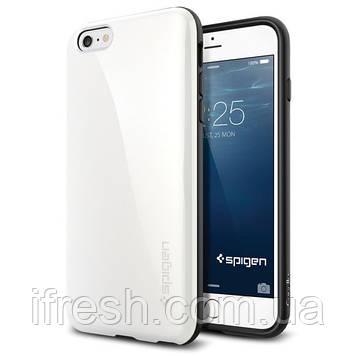 Чехол Spigen для iPhone 6S Plus/6 Plus Capella, Shimmery White
