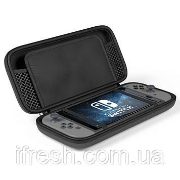 Чехол HardPouch для Nintendo Switch, Black