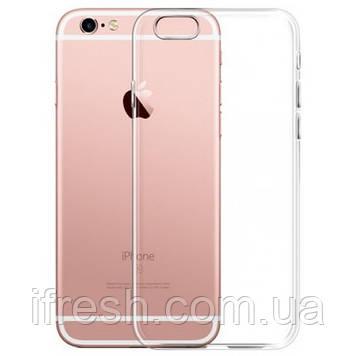 Чехол Ou Case для iPhone 6S / 6 Unique Skid Silicone, Transparent