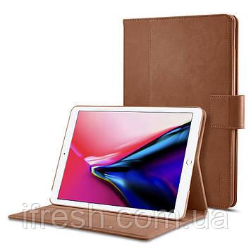 "Чехол Spigen для iPad 9.7"" (2017/2018) Stand Folio, Brown (053CS22391)"