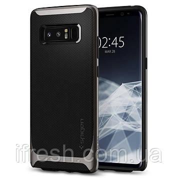 Чехол Spigen для Samsung Note 8 Neo Hybrid, Gunmetal