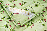 Одеяло теплое зимнее холлофайбер полутороспальное 145х210 RIVERTON, фото 2
