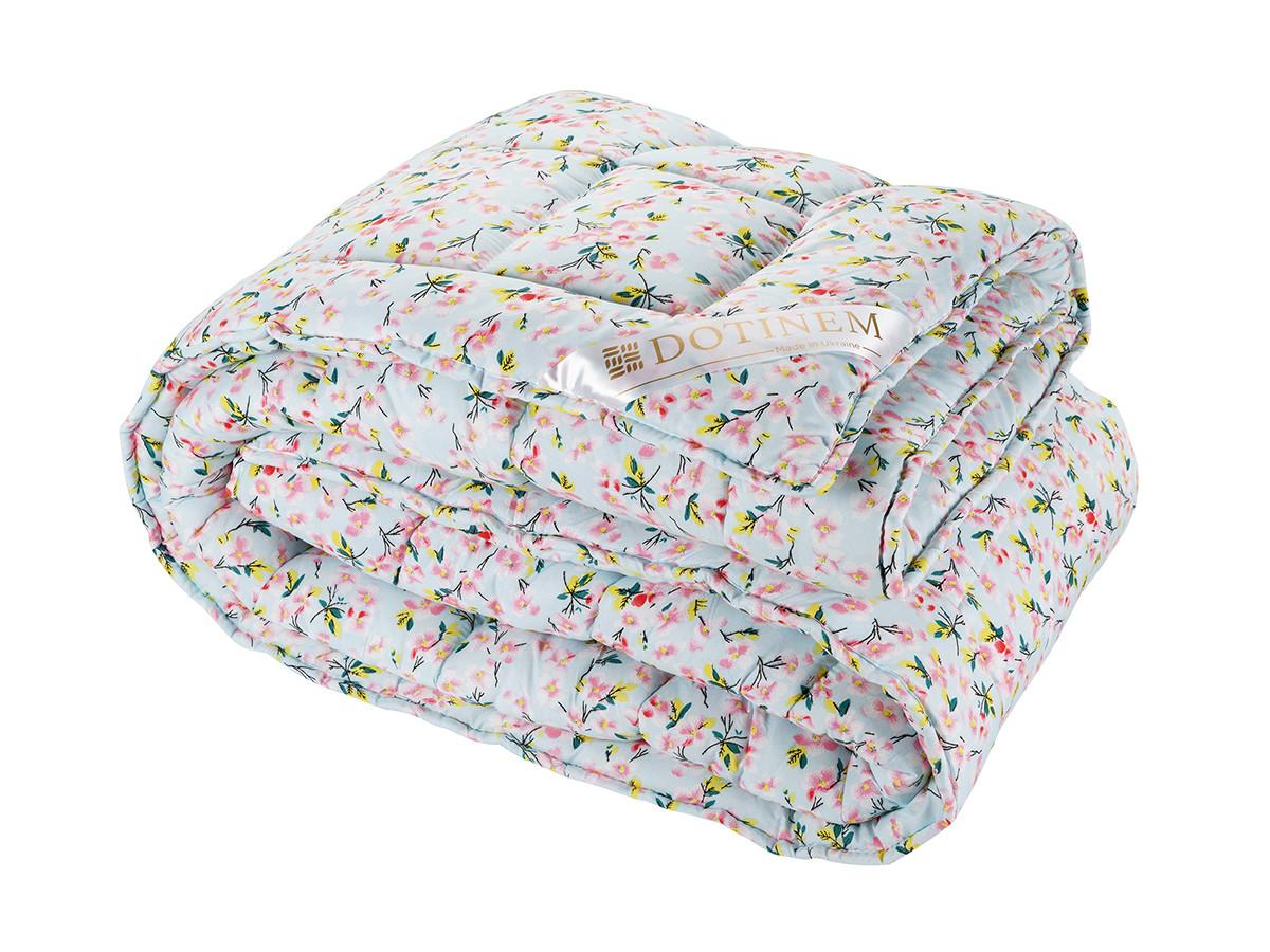 Одеяло теплое легкое холлофайбер полутороспальное 145х210 RIVERTON