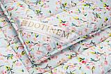 Одеяло теплое легкое холлофайбер полутороспальное 145х210 RIVERTON, фото 2