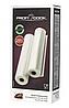 Пленка для вакууматоров Profi Cook PC-VK (для моделей PC-VK:1080/1133/1134/1146/1015) 28 х 600 см, 2 рул