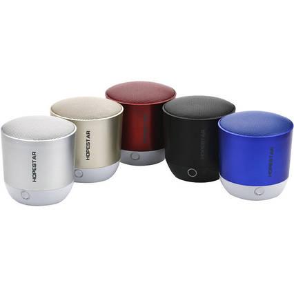 Беспроводная портативная Bluetooth колонка HOPESTAR H9, фото 2