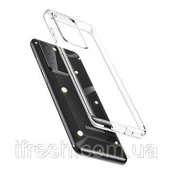Чехол Baseus для Samsung Galaxy S20 Simple Series, Transparent (ARSAS20-02)